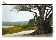 Carmel California Beach Carry-all Pouch
