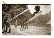 Carmel Fire Department California Circa 1930 Carry-all Pouch