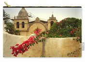Carmel Mission Getting A Facelift Carry-all Pouch
