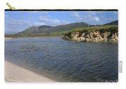 Carmel River Lagoon Carry-all Pouch