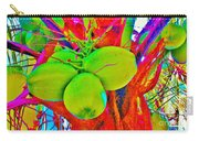 Carmen's Coconuts Carry-all Pouch