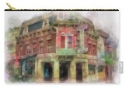 Carnation Cafe Main Street Disneyland Photo Art 01 Carry-all Pouch