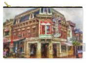 Carnation Cafe Main Street Disneyland Photo Art 02 Carry-all Pouch