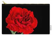 Carnation Closeup Carry-all Pouch