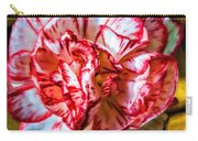 Carnation Watercolor Carry-all Pouch