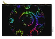 Carnival At Night 1 Fractal Carry-all Pouch