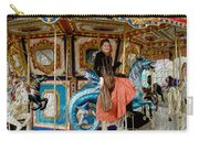 Carnival Day In Color Carry-all Pouch