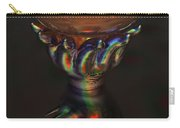 Carnival Glass Bulb Sprouter  Carry-all Pouch