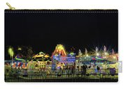 Carnival Life At Night 01 Carry-all Pouch