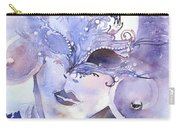 Carnival Mask Carry-all Pouch