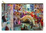 Carnival Moon Variant 1 Carry-all Pouch