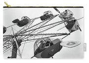 Carnival Ride, 1942 Carry-all Pouch
