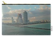 Carnival Triumph Leaves Miami Carry-all Pouch