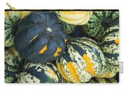 Carnival Winter Squash At The Market Carry-all Pouch