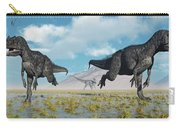 Carnivorous Allosaurus Dinosaurs Carry-all Pouch