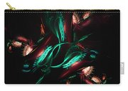 Carnivorous Flower Carry-all Pouch