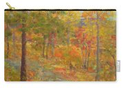 Carolina Autumn Gold Carry-all Pouch