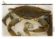 Carolina Blue Crab Carry-all Pouch