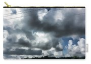 Carolina Clouds Carry-all Pouch
