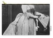 Caroline Lavinia Harrison (1832-1892) Carry-all Pouch