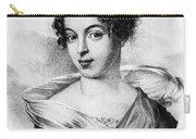Caroline Unger-sabatier (1803-1877) Carry-all Pouch