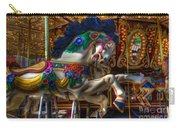 Carousel Beauty Ready To Roll Carry-all Pouch