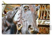 Carousel Horse Head Carry-all Pouch
