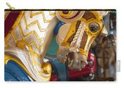 Colorful Carousel Merry-go-round Horse Carry-all Pouch