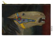 Carousel Horse Painterly 2 Carry-all Pouch