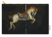 Carousel Horse Painterly Carry-all Pouch