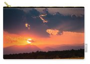 Carpathian Sunset Carry-all Pouch
