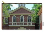 Carpenters Hall In Philadephia Carry-all Pouch