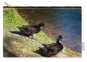 Carpenters Park-ducks Carry-all Pouch