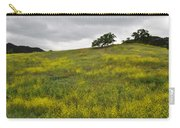 Carpet Of Malibu Creek Wildflowers Carry-all Pouch