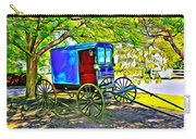 Amish Carriage Carry-all Pouch