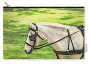 Carriage Pony Carry-all Pouch