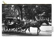 Carriage Ride Nyc Carry-all Pouch