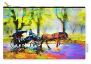 Carriage Rides Series 02 Carry-all Pouch