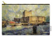 Starry Carrickfergus Castle Carry-all Pouch