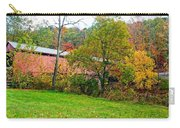 Carrollton Covered Bridge 2 Carry-all Pouch