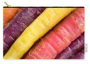 Carrot Rainbow Carry-all Pouch