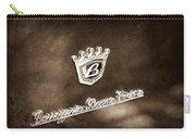 Carrozzeria Boano Emblem Carry-all Pouch