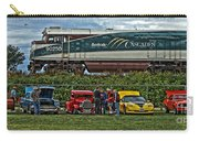 Cars And Trains Carry-all Pouch