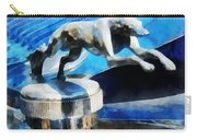 Cars - Lincoln Greyhound Hood Ornament Carry-all Pouch