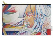 Carter Beauford Colorful Full Band Series Carry-all Pouch
