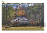 Carter-shields Cabin Carry-all Pouch by Crystal Nederman