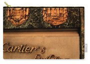 Cartier Jewellery Carry-all Pouch
