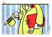 Cartoon 04 Carry-all Pouch by Svetlana Sewell