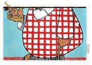 Cartoon 05 Carry-all Pouch by Svetlana Sewell