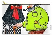 Cartoon 08 Carry-all Pouch by Svetlana Sewell